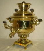 Самовар царского времени, на 3 литра, 19 век №179