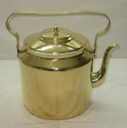 Чайник старинный на 7,5 литров, Тула 1951 год №1387