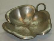Конфетница, вазочка старинная, серебрение, WMF Германия 19-20 век №1391