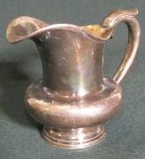 Сливочник старинный  «Пецъ» 19 век №6889