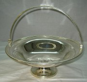 Фруктовница, сухарница, ваза старинная Christofle Франция 19 век №810