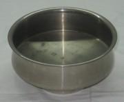 Полоскательная чаша в никеле Тула №1307