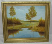 Картина «Осенний мотив» Пинчугов №1128