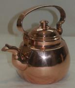 Чайник медный на 1 литр, Финляндия 20 век №1756