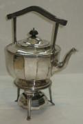 Бульотка старинная, серебрение, объем 1,3 литра, Англия 19-20 век №1949