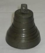 Колокольчик поддужный, ступенчатый, бронза №1602