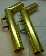 Труба для самовара, из латуни №859
