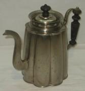 Кофейник старинный, чайник, «А. Маликов» 19 век №3938