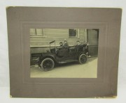 Фотография старинная военная, «Петроград 1925 год» №4252