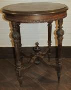 Стол старинный дубовый, Россия 19 век №4496